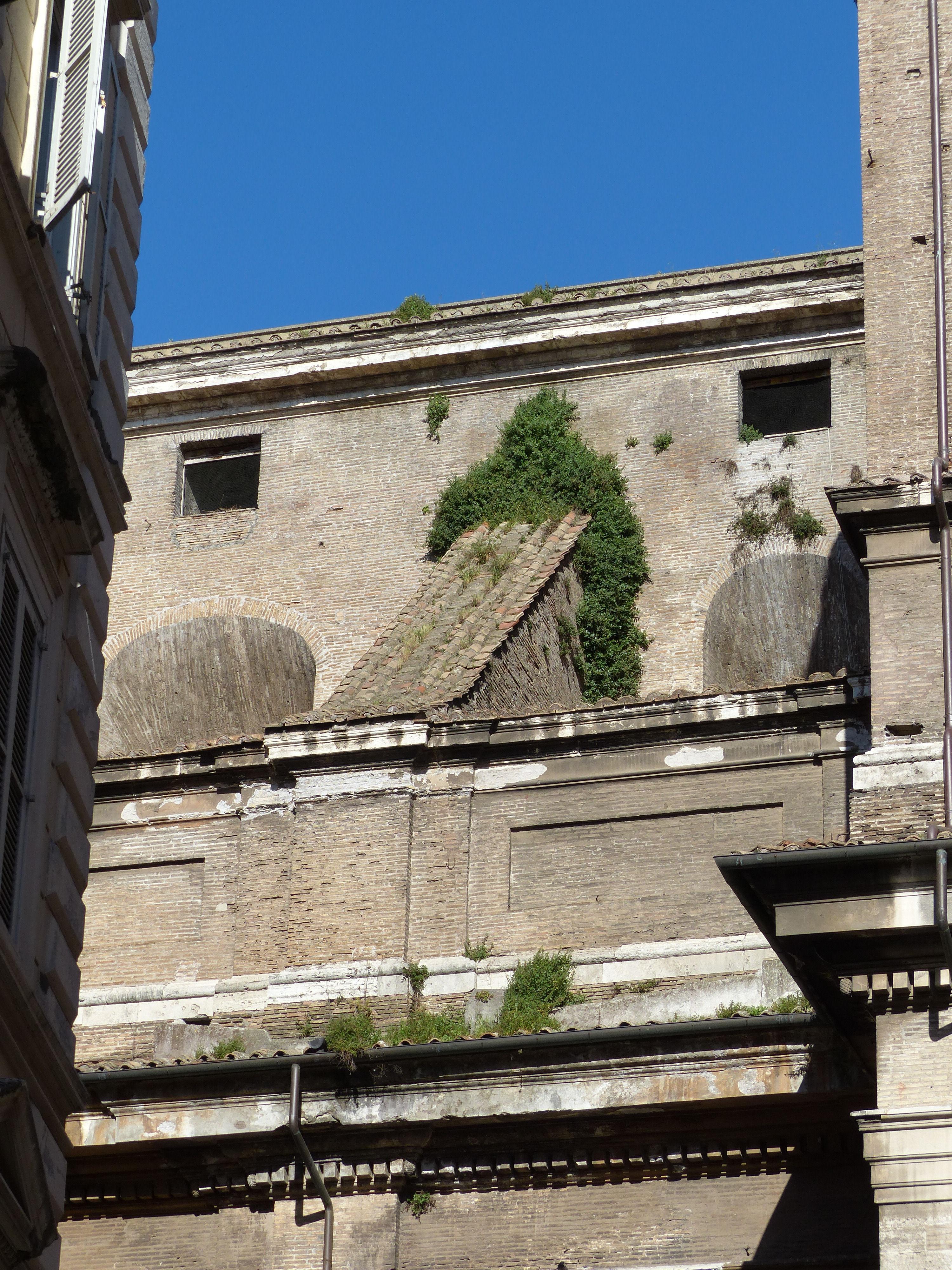 © Dipartimento di Scienze della Vita, Università di Trieste<br>by Andrea Moro<br>Chiesa di Sant'Ignazio di Loyola in Campo Marzio, Roma, Lazio, Italia, 23/03/2016<br>Distributed under CC-BY-SA 4.0 license.
