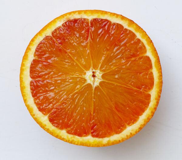 Citrus x sinensis (L.) Osbeck 'Tarocco Lempso'